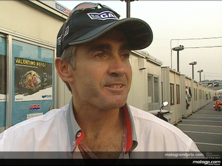 Mick Doohan interview
