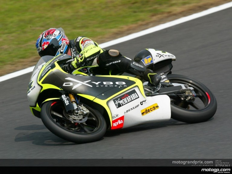 125 Circuit Action Shots - Motegi