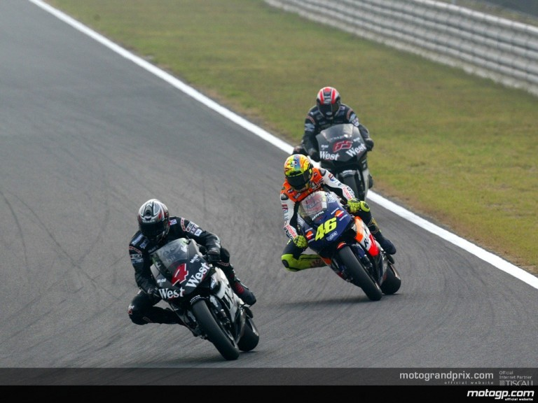 MotoGP Circuit Action Shots - Motegi
