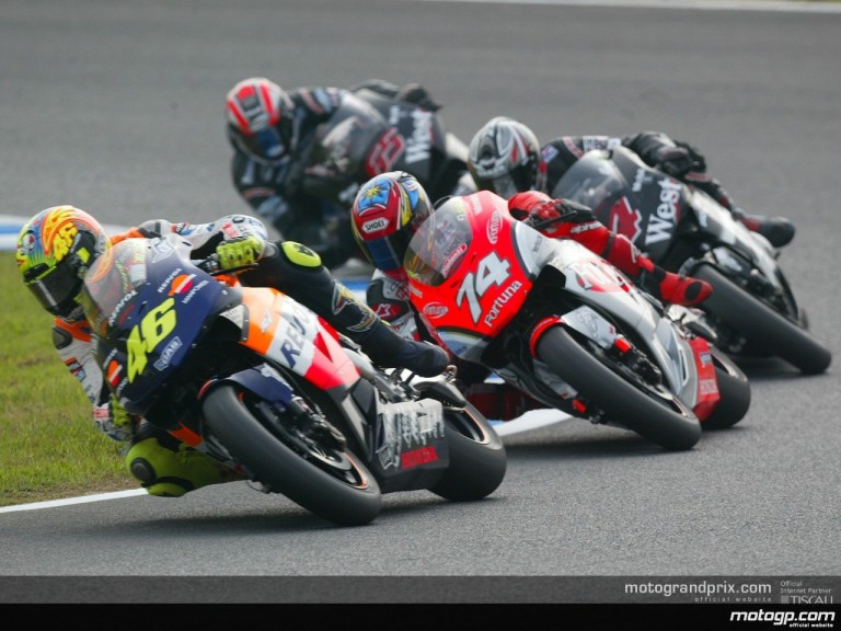 MotoGP Circuit Action Shots - Motegi