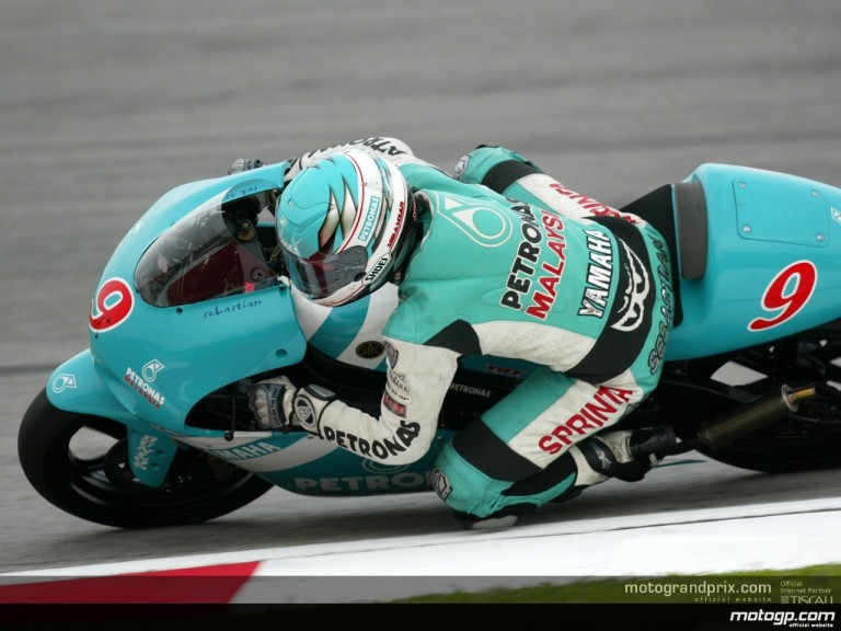 250 Circuit Action Shots - Sepang