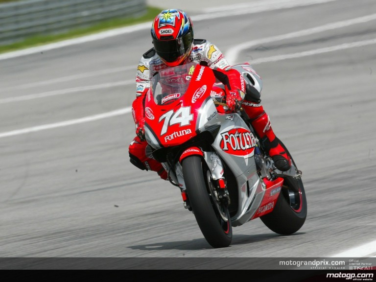 MotoGP Circuit Action Shots - Sepang
