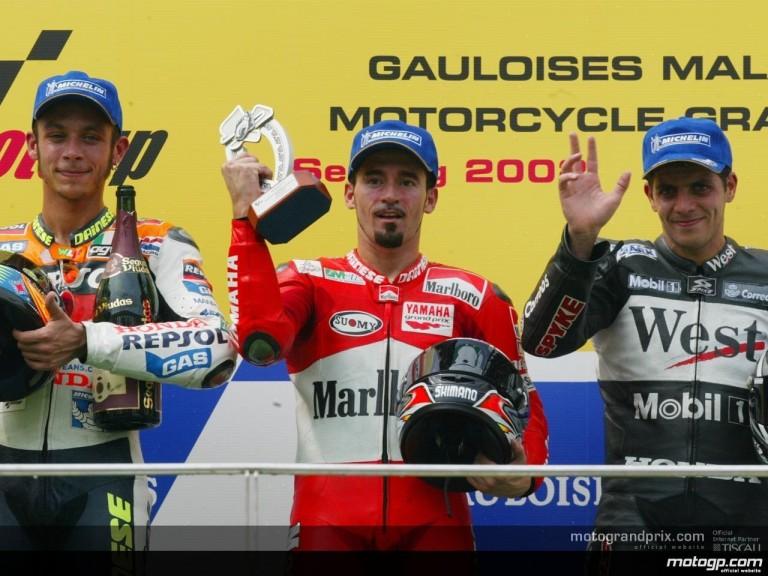 podio motogp