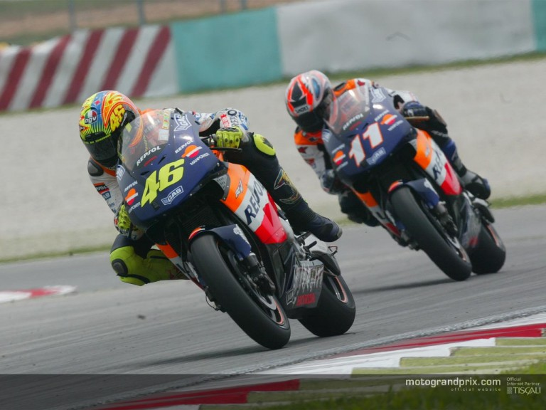 Rossi & Ukawa