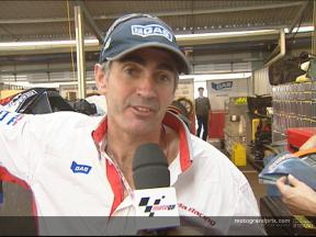 Intervista a Mick Doohan post QP1