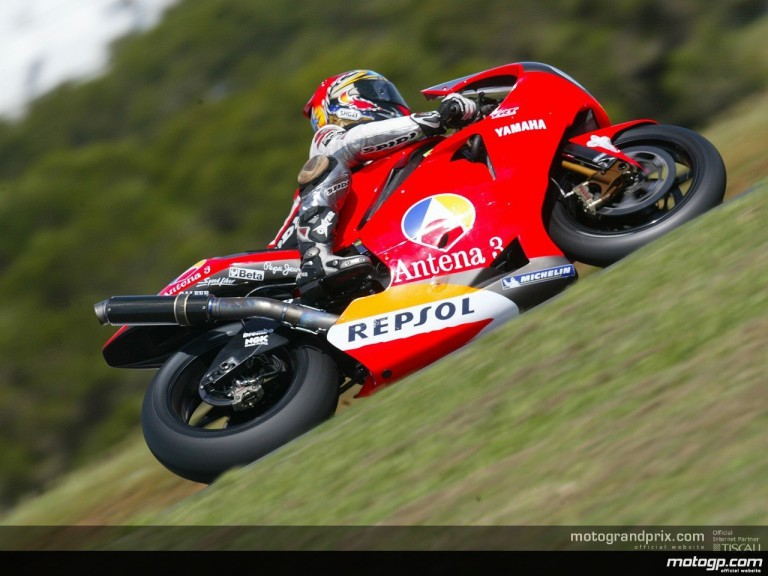 MotoGP Circuit Action Shots - Austalia
