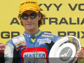 Pablo Nieto podium