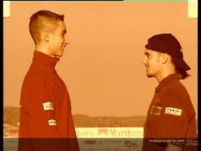 Vincent - Poggiali Showdown
