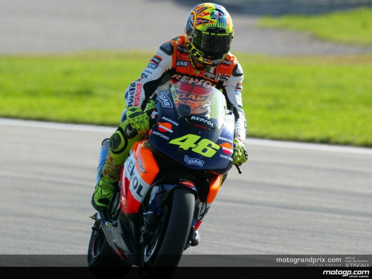 MotoGP Circuit Action Shots