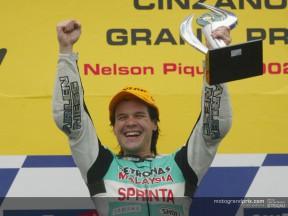 Porto podium Nelson Piquet