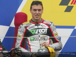 Giansanti podium