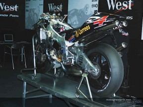 Box West Honda Pons