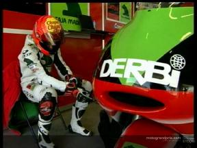 Derbi & Aprilia Jerez test video