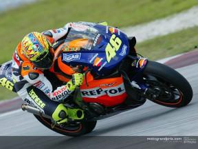 Rossi track