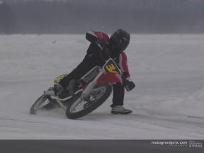 Kallio takes Azuma ice racing in Finland