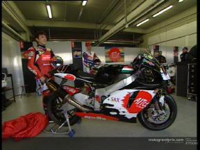 Alice Aprilia Racing - Irta test Jerez