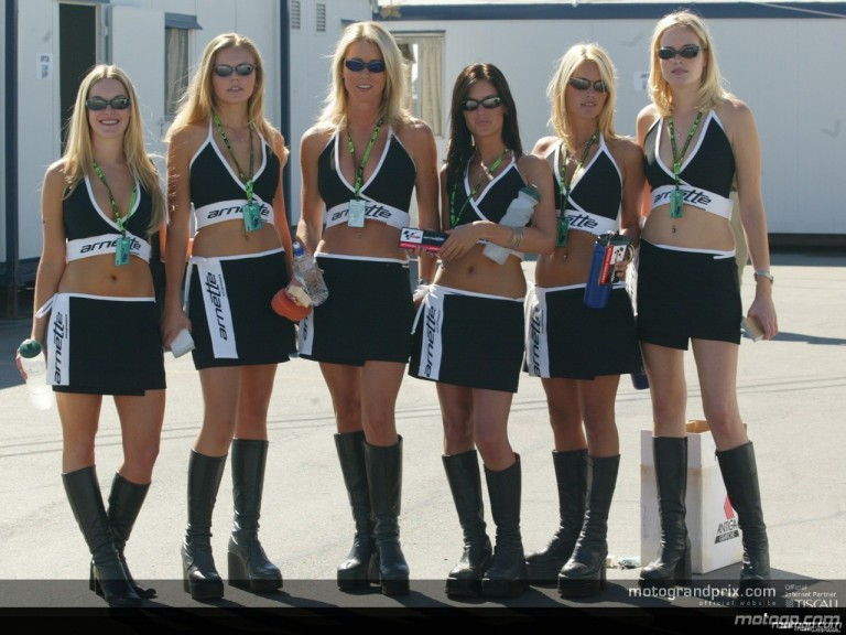 Paddock Girls - Africa´s Grand Prix