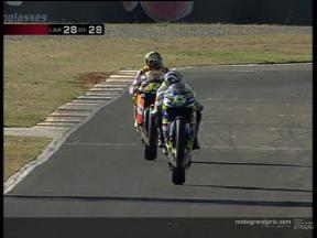 MotoGP Arnette Africa´s Grand Prix 2003 highlights