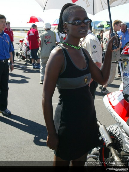 Paddock Girls - Africa´s Grand Prix