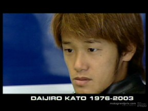 Tribute to Daijiro Kato - Video