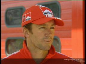 Troy BAYLISS interview Preview Spanish GP