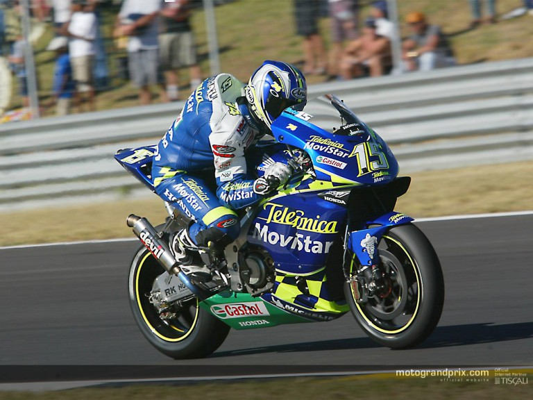 Gibernau preview