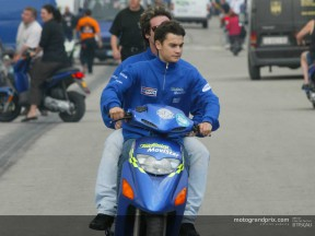 Pedrosa in Jerez