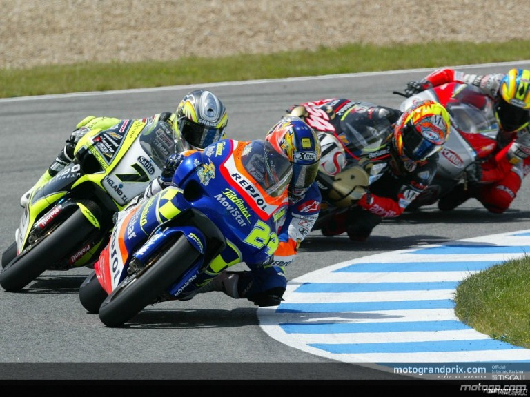 250 last lap in jerez