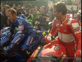 MotoGP at the Cannes Film Festival
