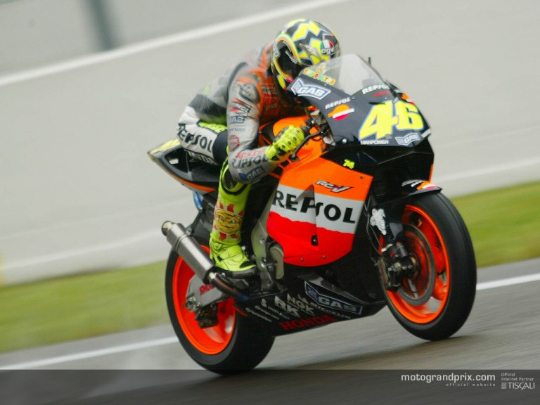 Rossi in Lemans3