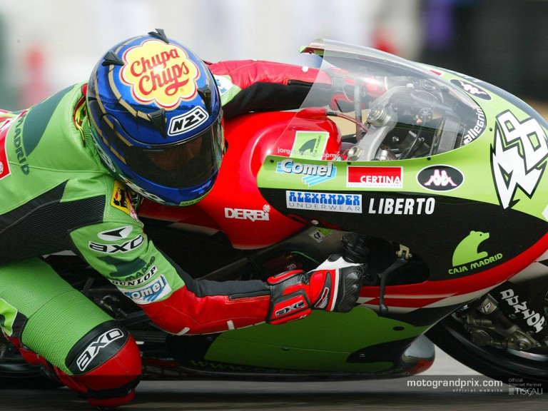 Lorenzo in Lemans