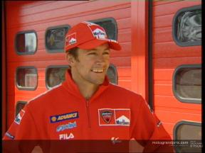 Troy BAYLISS interview preview to Italian GP