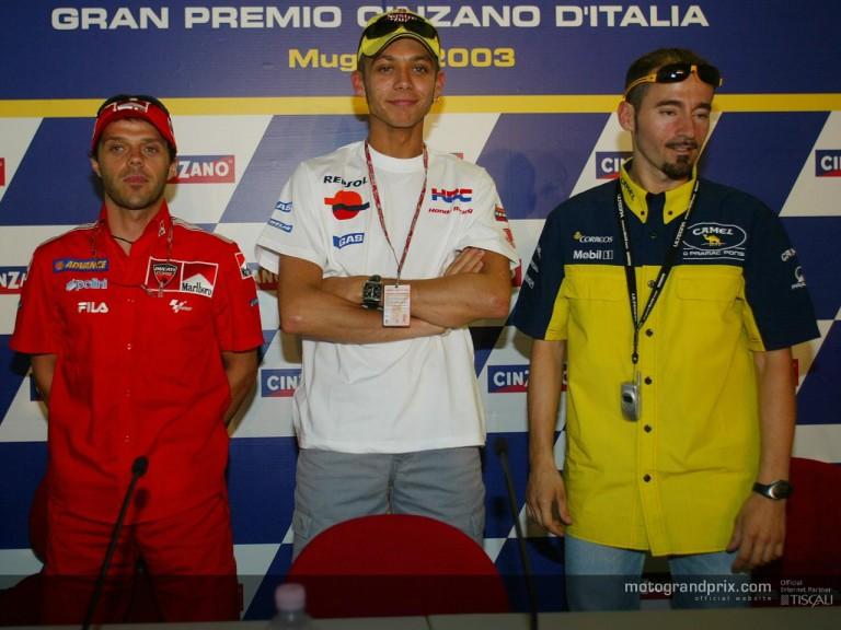 Mugello press conference