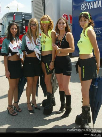 Paddock Girls - Mugello