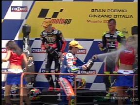 Video Highlights  (race 250cc)