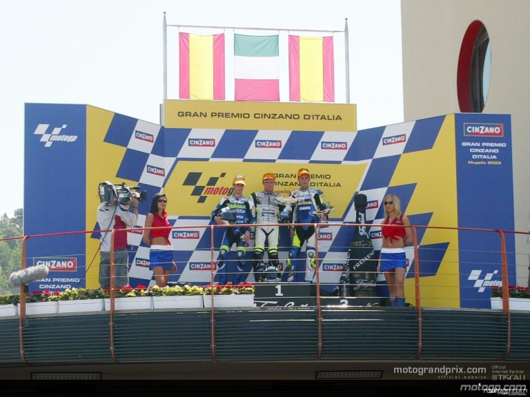 125 race