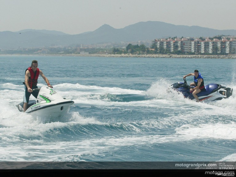 Jet-Sky at Port Balis - Photo Gallery