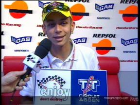 Enjoy don´t destroy - Rossi