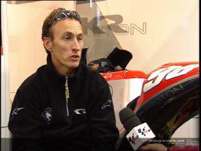 McWilliams returns home on Proton KR\\\'s new four-stroke - Video interview