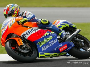 Nieto at Donington