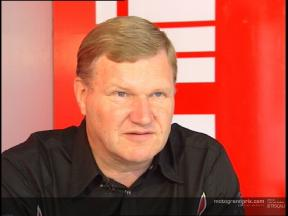 Jan Witteveen on Aprilia´s 150 race wins - Video Interview