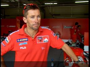 Troy BAYLISS Pre-event interview
