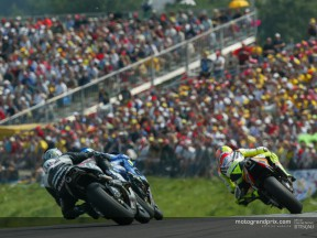 Group MotoGP Sachsenring 2002
