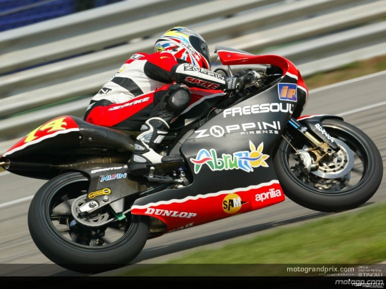 250 circuit action shots - Sachsenring