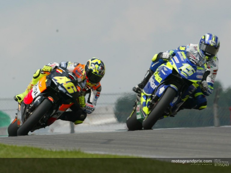 Gibernau-rossi in germany