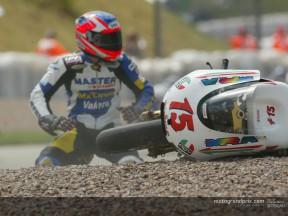 Crah 250 Sachsenring 1