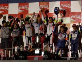 Suzuka 8 hour podium
