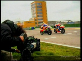 The Making of - Repsol advertisement