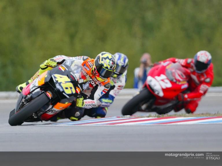 Rossi in Brno