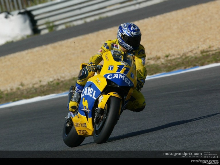 MotoGp circuit action shots - Estoril